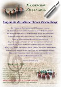Biographie MCH Zwickenberg
