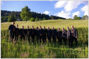 Aufstellung für Chor des Jahres 2012
