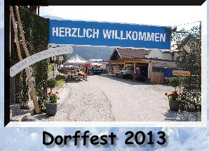 dorffest2013