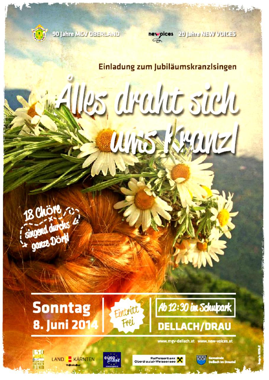 Plakat Kranzlsingen