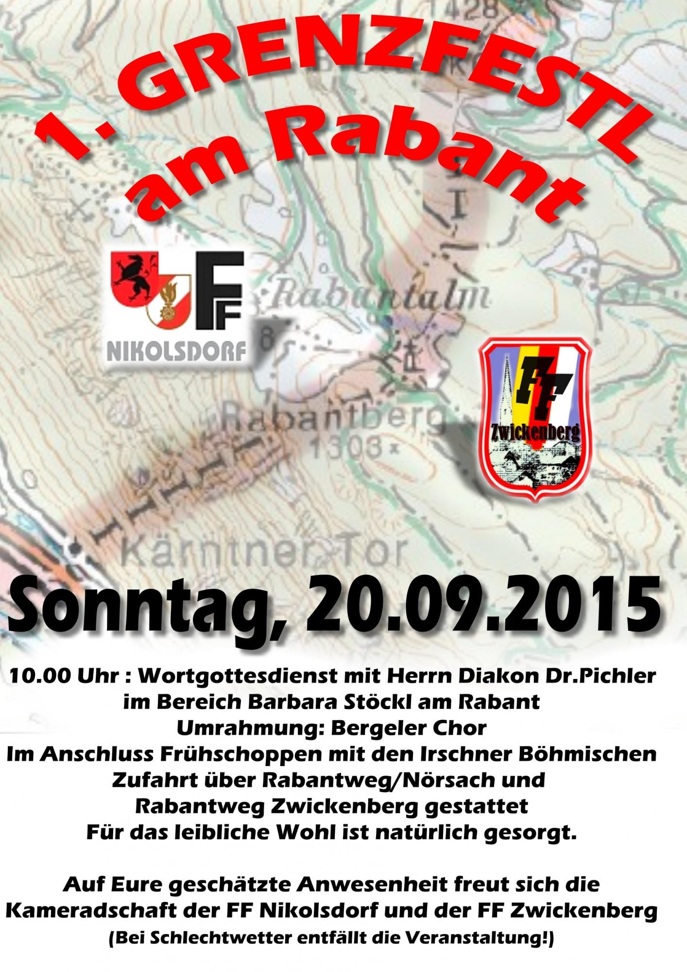 1.Grenzfest 2015