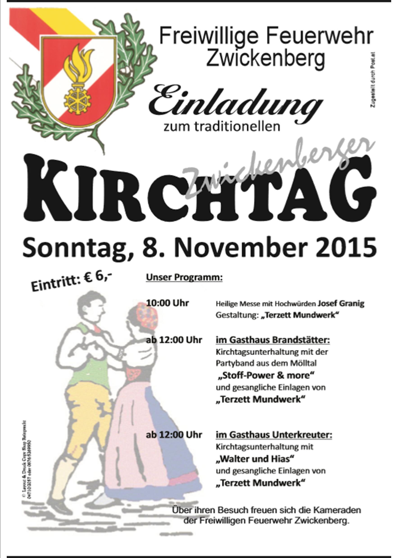 Kirchtag 2015